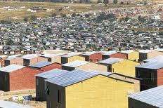 RDP Housing in South Africa