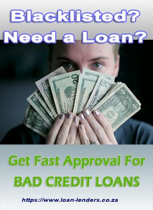 BAD CREDIT LOANS: Getting Loans For People With Bad Credit ...