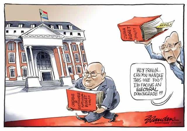 Pravin vs Zuma