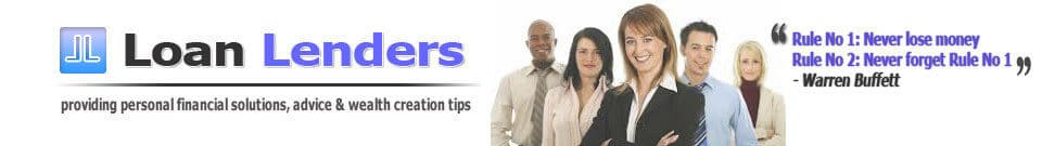 Loan Lenders For Personal Loans & Financial Assistance